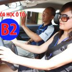 Học bằng lái xe ô tô tại hà nội
