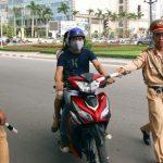 Mức xử phạt khi không có bằng lái xe máy