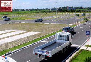 Địa điểm học lái ô tô