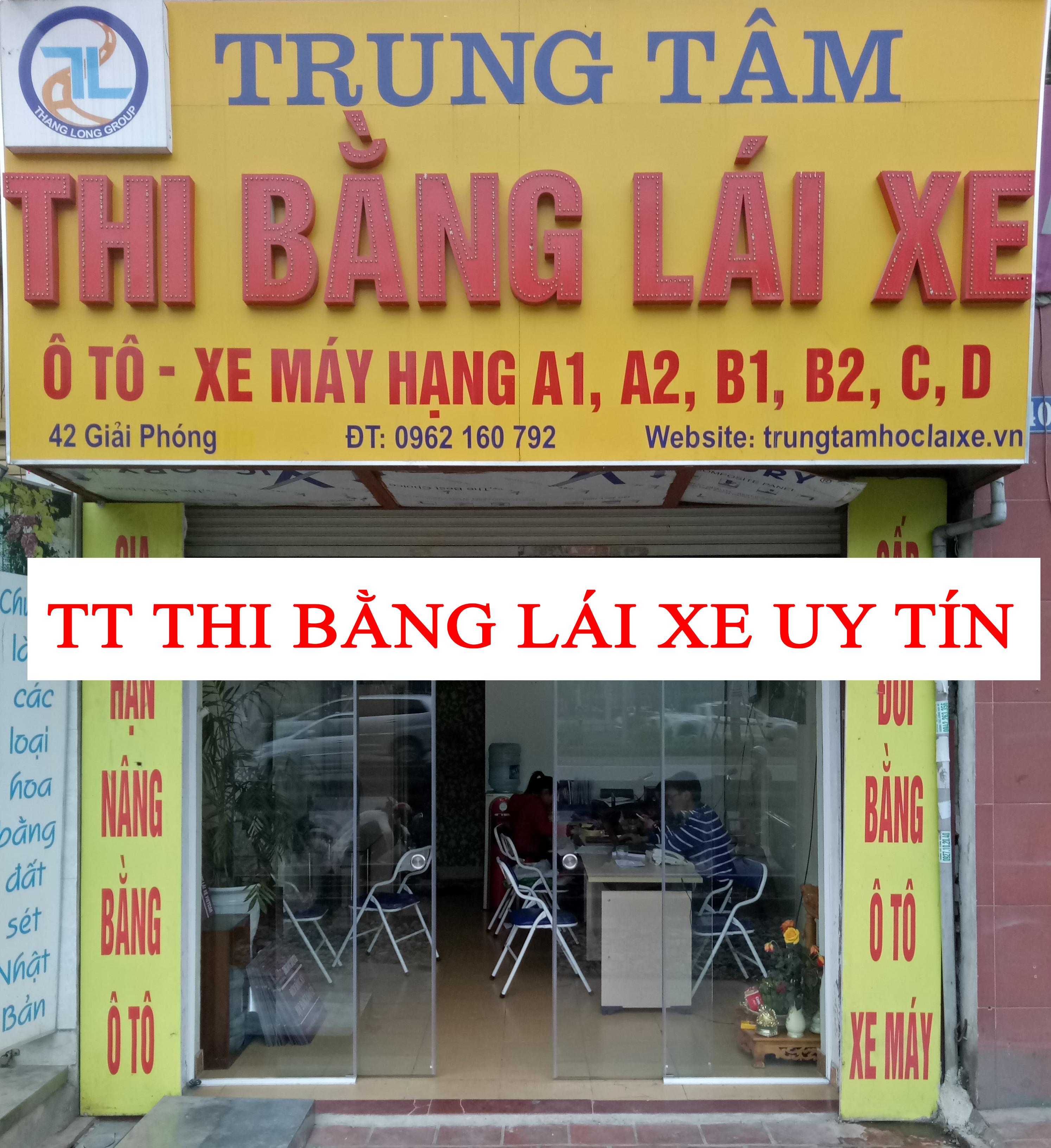 Học lái xe B2 ở Hà Nội