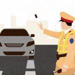 Cách đối phó với cảnh sát giao thông dừng xe oan