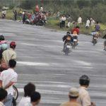 Vi phạm đua xe máy sẽ bị xử phạt như thế nào?