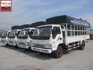 xe tải học lái